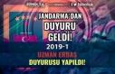Jandarma 2019-1 Uzman Erbaş Alımı Hakkında Duyuru...