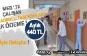 Kadroya Geçen Taşerona 440 TL Ek Ödeme!