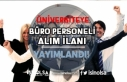 Kahramanmaraş İstiklal Üniversitesi Sözleşmeli...
