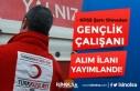 Kızılay KPSS Şartı Olmadan 2020 Yılı Gençlik...