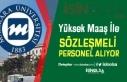 Marmara Üniversitesi Tam Zamanlı KPSS'li KPSS'siz...