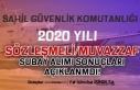 Sahil Güvenlik 2020 Yılı Sözleşmeli/Muvazzaf...