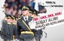 TSK ( DKK, HKK, KKK ) Muvazzaf Subay Alımı Sonuçlarını...