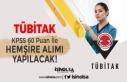 TÜBİTAK 60 KPSS Puanı İle Hemşire Alım İlanı...