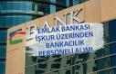 Türkiye Emlak Bankası İŞKUR'dan Bankacı...