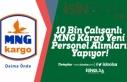 10 Bin Çalışanlı MNG Kargo Yeni Personel Alımları...