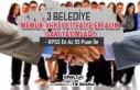 3 Belediye KPSS En Az 55 Puan İle Düz Memur, VHKİ...