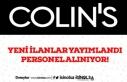 Colin's Yeni İlanlar Yayımladı! Çok Sayıda...