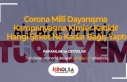 Corona Milli Dayanışma Kampanyasına Kimler Katıldı!...