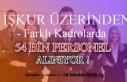 İŞKUR Farklı Kadrolarda 54 Bin Personel Alımı...