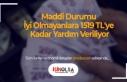 Maddi Durumu İyi Olmayanlara 1519 TL'ye Kadar...