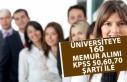 Üniversite Hastanesine 160 Memur Personel Alımı...