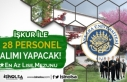 Ankara Üniversitesi İŞKUR İle Lise Mezunu 28 Personel...