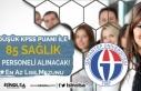 Gaziantep Üniversitesi 85 Hemşire ve Sağlık Personeli...
