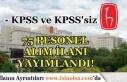 Hacettepe Üniversitesi 75 Personel Alımı Yapıyor!...
