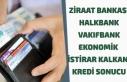 Maliye Bakanından Açıklama! Halkbank, Ziraat, Vakıfbank...