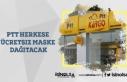 PTT Herkese Ücretsiz Maske Dağıtacak