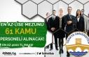 Trakya Üniversitesi 4000 TL Maaş 61 İle Kamu Personeli...