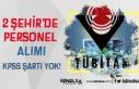 TÜBİTAK İki Şehirde KPSS Şartı Olmadan 36 Memur...