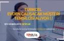 Turkcell'den 9 İlde Evden Çalışan Müşteri...