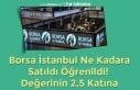 Borsa İstanbul Ne Kadara Satıldı Öğrenildi! Değerinin...