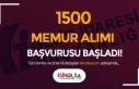 Gelir İdaresi Başkanlığı 1500 Memur Alımı Başvuruları...