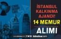 İstanbul Kalkınma Ajansı 14 Memur Alımı Yapılacak!