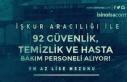 Kırıkkale Üniversitesi İŞKUR İle 92 Güvenlik,...