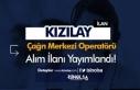 Kızılay Çağrı Merkezi Operatörü Alımı Yapıyor!...
