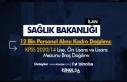 Sağlık Bakanlığı KPSS 2020/14 Kadro Dağılımı:...