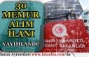 Yeni İlan : Ticaret Bakanlığı KPSS İle 30 Memur...