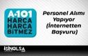 A101 Market Personel Alımı Yapıyor (İnternetten...