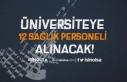 Alanya Alaaddin Keykubat Üniversitesi 12 Sözleşmeli...