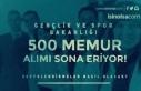 GSB 500 Memur Alımı Başvuruları Sona Eriyor! Değerlendirme...