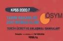 KPSS 2020/7 Tercih Kılavuzu Ücreti Ne Kadar? Hangi...