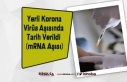 Yerli Korona Virüs Aşısında Tarih Verildi (mRNA...