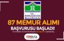Bahçelievler Belediyesi 60 KPSS İle 83 Memur Alımı...