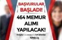 Başvurular 8 Mart Başladı! 9 Belediye ve Kurum...