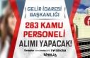 Gelir İdaresi Başkanlığı 283 Kamu Personeli Alımı...