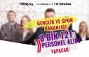 Gençlik ve Spor Bakanlığı (GSB) 2021 Yılı 8...