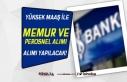 İş Bankası Yüksek Maaş İle Memur ve Personel...