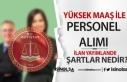 Sayıştay Başkanlığı Yüksek Maaş İle Personel...