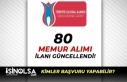 Türkiye Ulusal Ajansı 80 Memur Alımı Düzeltme...