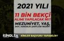 2021 Bekçi Alımı için 11 Bin Kontenjan Bekleniyor!...