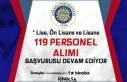 Ankara Üniversitesi 119 Personel Alımı Devam Ediyor!...