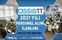 AssisTT 2021 Yılı İş İlanları Yayımlandı!...