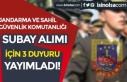 Jandarma ve Sahil Güvenlik 2021 Subay Alımı İçin...