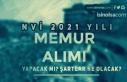 NVİ 2021 Yılı Memur Alımı Yapacak Mı? Başvuru...