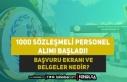 Gençlik ve Spor Bakanlığı 1000 Antrenör Alımı...