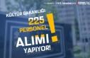 Kültür Bakanlığı 2 Kazı Başkanlığı 225 Arkeolog,...